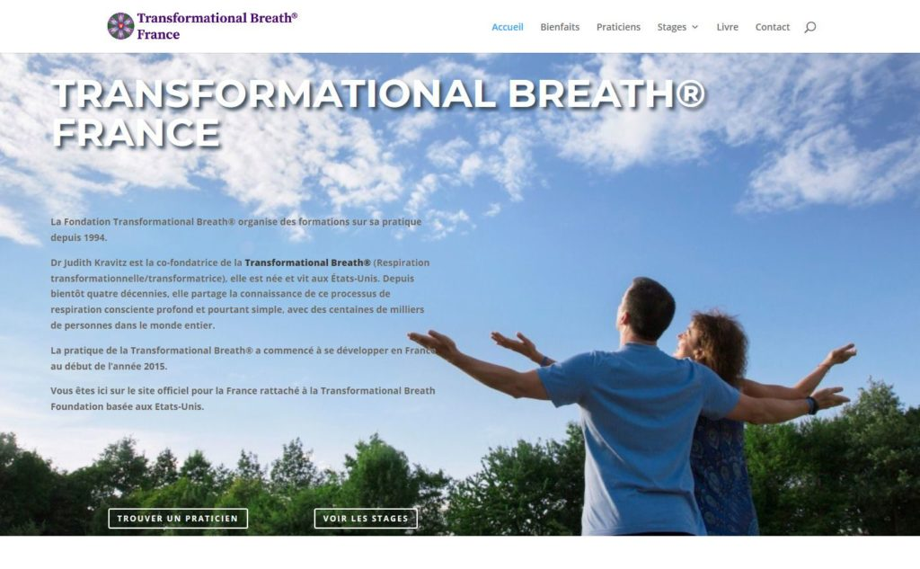 Transformational Breath France