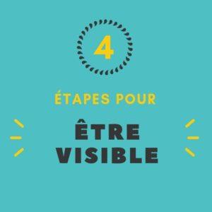 4 étapes pour être visible : comprendre la stratégie digitale