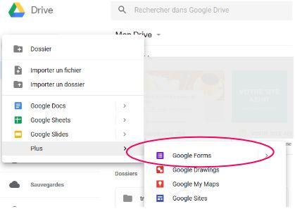 tuto google Forms 1