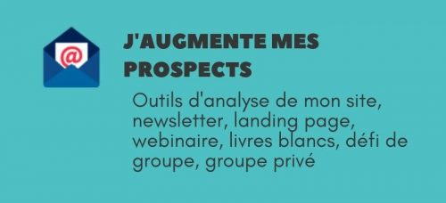 augmenter mes prospects